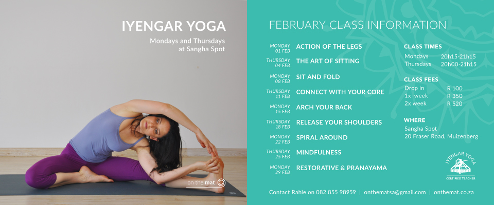 February Classes