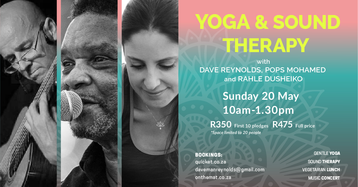 A day of Yoga and Sound Therapy